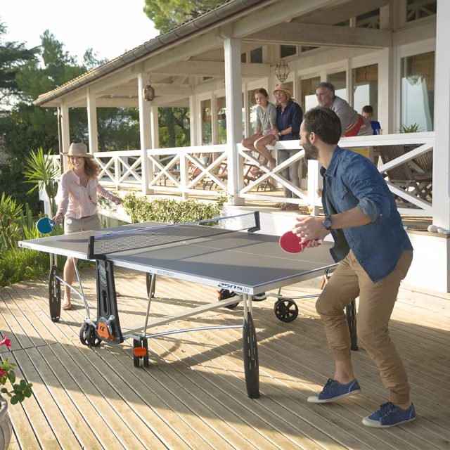 Table de ping pong outdoor - Cornilleau - Chill out with Toulet