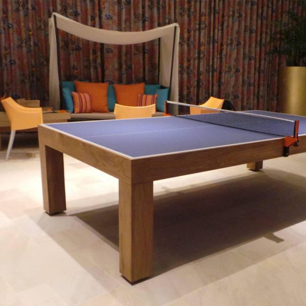 Les Dimensions Dune Table De Ping Pong Chill Out With Toulet