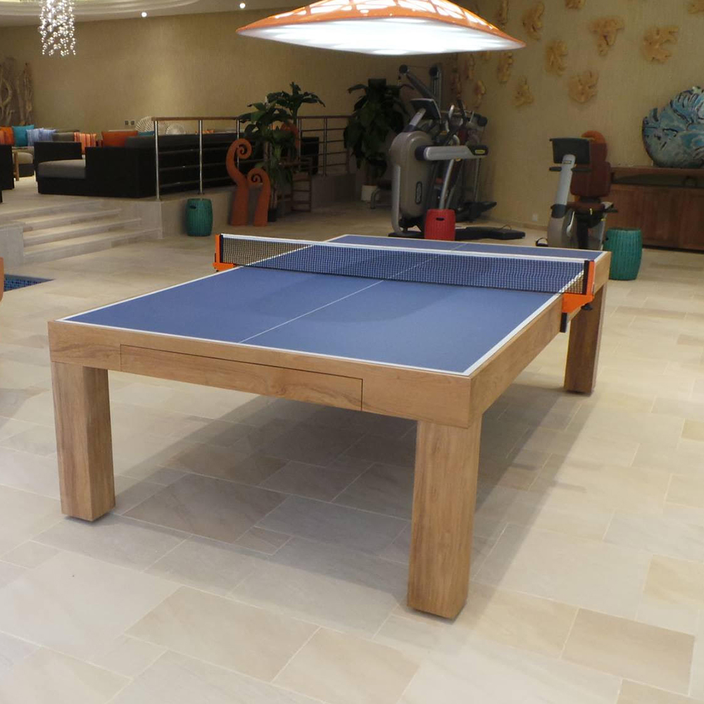 Table de ping pong moderne pearl table de ping pong - Dimension table de ping pong cornilleau ...