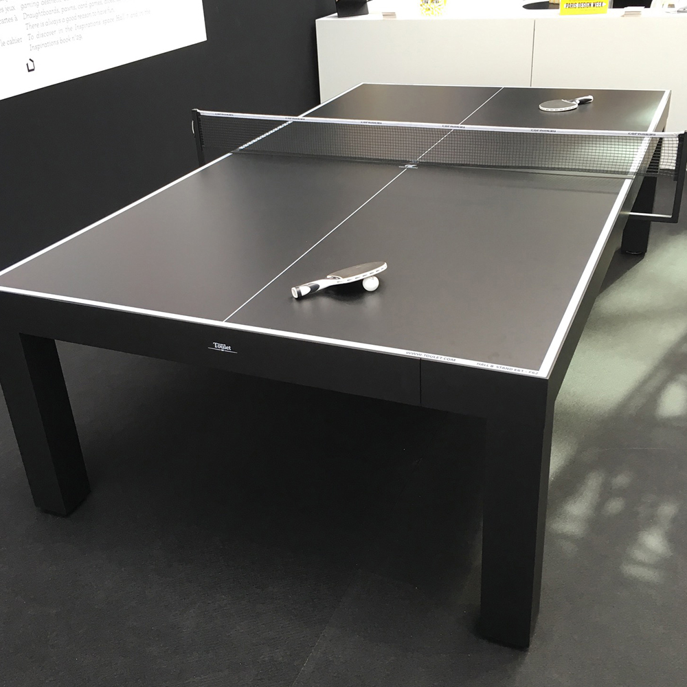 dimensions table de ping-pong
