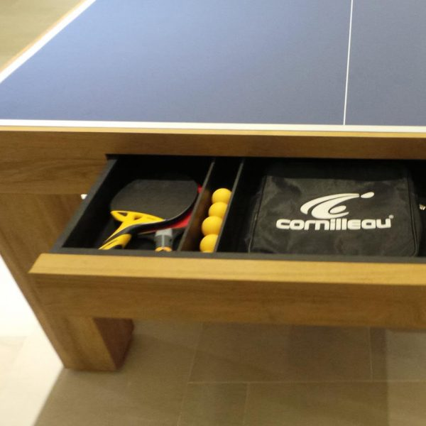 Les dimensions d une table de ping pong chill out with - Dimension table de ping pong cornilleau ...