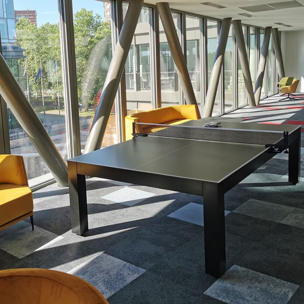 La table de ping-pong moderne Pearl. Chill Out - Toulet